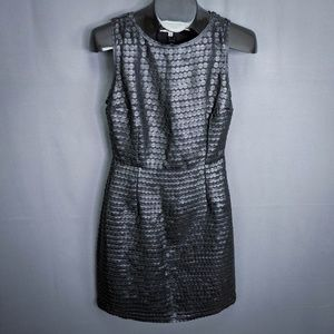 BB Dakota Dress Size 4 Black Womens Mini